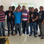Osmar Filho participa de reunião com a Pastoral de Música Litúrgica no São Cristóvão.