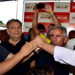 Osmar Filho participa do lançamento de obras na Cidade Olímpica