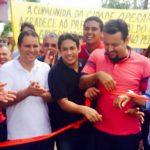 Osmar Filho participa da entrega de obra na Cidade Operária