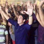 Líderes Comunitários se reúnem com Osmar Filho e avaliam mandado do Vereador