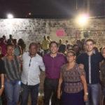 Osmar Filho participa de reunião com a Pastora Lucy, no São Cristóvão