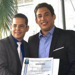 """Vereador Osmar Filho é homenageado com título de """"Amigo da Guarda"""""""