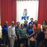 Osmar Filho recebe apoio de Pádua Nazareno
