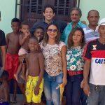 Osmar Filho visita o bairro do Coroadinho