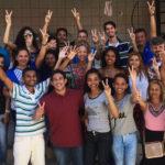 Osmar Filho visita Grêmio Estudantil da Escola Modelo
