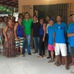 Osmar Filho participa de reuniões com moradores da Santa Clara e do bairro da Janaína