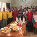 Osmar Filho participa de café da manhã com o ex-vereador Pádua Nazareno