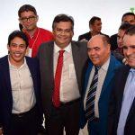 Osmar Filho participa do Encontro com Vereadores e Vereadoras