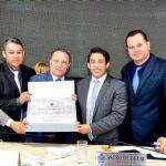 Câmara de Vereadores concede Título de Cidadão Ludovicense ao desembargador Cleones Costa
