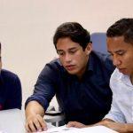 Osmar Filho participa de nova reunião na Caixa Econômica Federal