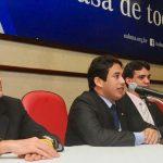 Osmar Filho participa do IV Seminário Municipal – O Legislativo Municipal na Conjuntural Atual