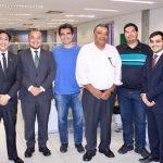 Osmar Filho participa de reunião na Caixa Econômica Federal
