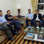 Osmar Filho participa de encontro com o Presidente da Câmara dos Deputados