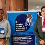 Osmar Filho participa do IV Seminário Nacional de Vereadoras e Vereadores do PDT