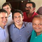 Osmar Filho participa de reinauguração da Escola Casa Familiar Rural