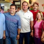 Osmar Filho participa de reunião com diversos gestores do Maranhão