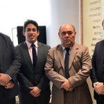 """Osmar Filho participa do lançamento do Programa """"Câmara em Dia"""""""