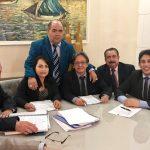 Vereador Osmar Filho participa de reunião de Comissão de Orçamento