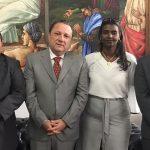 Vereador Osmar Filho visita o Desembargador Cleones Cunha