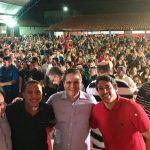 Vereador Osmar Filho participa de evento em apoio à pré-candidatura ao Senado de Weverton Rocha