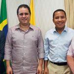 Osmar Filho reafirma apoio ao Vereador Raimundo Penha à eleição para presidente do PDT Municipal
