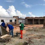 Vereador Osmar Filho visita obras do novo Ecoponto de São Luís