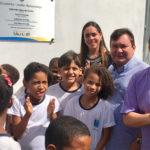 Vereador Osmar Filho participa de entrega de Ecoponto no Jardim Renascença