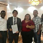 Vereador Osmar Filho recebe comissão de Conselheiros Tutelares na Câmara