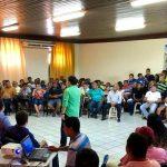 Osmar Filho participa de reunião com balanceiros do portinho