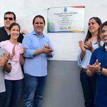Osmar Filho participa da inauguração de Ecoponto no bairro do São Francisco