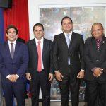 Vereador Osmar Filho participa de 22º aniversário do Ministério Apostólico Ágape para as Nações