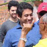 Vereadores visitam comunidade e garantem melhorias