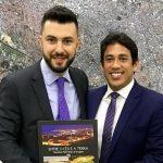 Vereador Osmar Filho é recebido pela Prefeitura de São Paulo