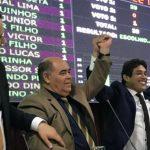 Vereador Osmar Filho é eleito novo presidente da Câmara Municipal de São Luís