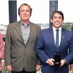 Em visita à Fiema, Osmar Filho reafirma a importância da proximidade entre o setor produtivo e o poder público