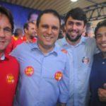 Osmar Filho confirma apoio à reeleição de Flávio Dino para governador