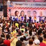 Osmar Filho expressa apoio a candidatos para eleição deste ano
