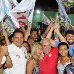 Osmar Filho prestigia reunião na Vila RioD