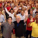 Osmar filho reúne lideranças para definir estratégias de campanha