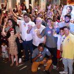Túnel do Sacavém acolhe candidatos do vereador Osmar Filho