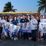 São Luís realiza adesivaço nacional de campanha por Ciro 12