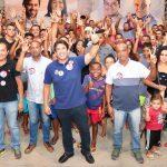 Moradores do São Franscisco são  conscientizados sobre eleições
