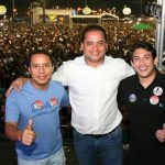 """Lideranças políticas participam do """"Maranhão Music"""""""