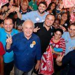 Osmar Filho intensifica agenda de campanha com seus candidatos