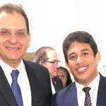 Osmar Filho prestigia solenidade de honraria concedida a ministro do Judiciário