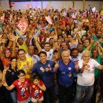 Em reunião, Osmar Filho avalia campanha e reafirma preferência a candidatos