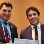 Osmar Filho entrega honraria a personalidades da cidade