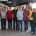 Osmar Filho reúne amigos e parlamentares para agradecer a parceria de trabalho em 2018