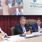 Osmar Filho preside audiência na Câmara sobre a LOA