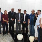 Vereadores e prefeito fortalecem parceria em favor de São Luís